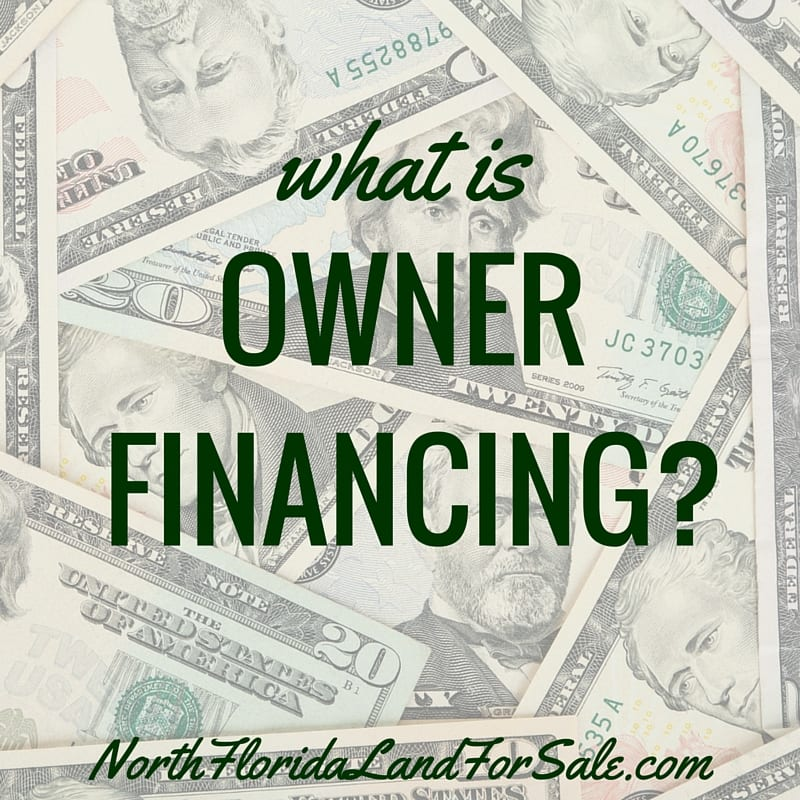 What is Owner Financing? | Florida Land Network Leonard
